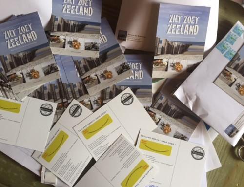 Zilt Zoet Zeeland werd derde bij de  PZC Publieksprijs 2016